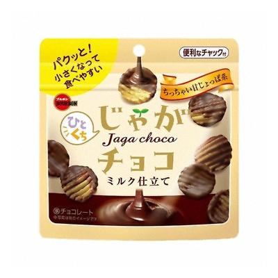 ブルボン ひとくちじゃがチョコ 33g 96コ入り 2020/04/07発売