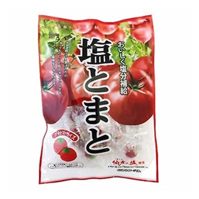 宮川製菓 塩とまと飴 70g 72コ入り (4902786022527c)