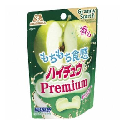 森永製菓 ハイチュウプレミアム<グラニースミス> 35g 120コ入り 2020/07/28発売 (4902888245664c)
