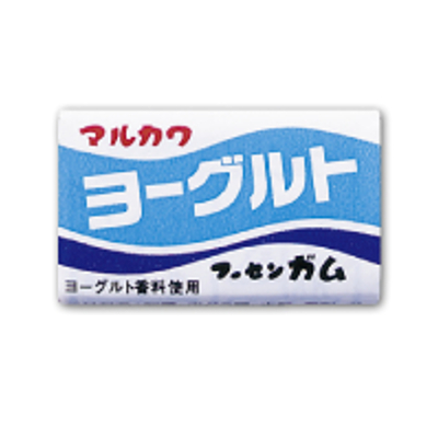 マルカワ ヨーグルトガム(アタリ付) 1440コ入り (49459364c)
