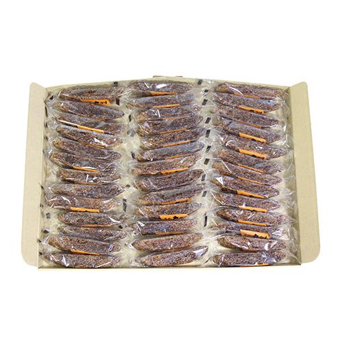 購買 全国送料無料 トリオ食品 九州黒棒 高級 メール便 39本入り omtmb6096