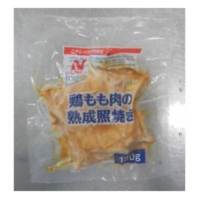 (地域限定送料無料) 業務用 ニチレイ 鶏もも肉の熟成照焼き 130g 40コ入り(冷凍) (260300615ck)