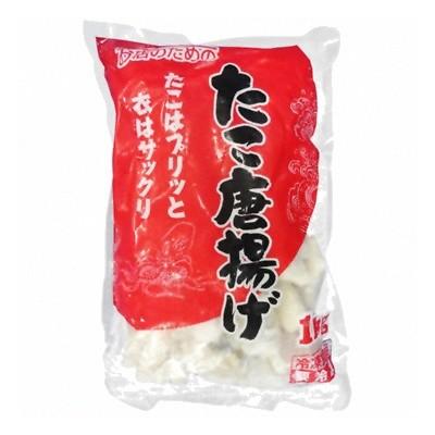(地域限定送料無料) UCC業務用 お店のための たこ唐揚げ 1kg 5コ入り(冷凍) (295113000c)