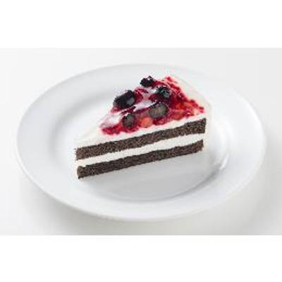 (地域限定送料無料) UCC業務用 ベルリーベ ベリーとショコラショートのケーキ 6ピース 12コ入り (冷凍) (295198000c)