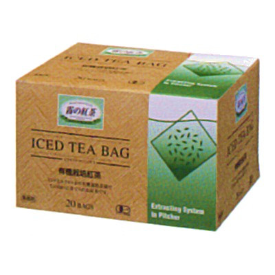 UCC業務用 霧の紅茶 アイス T/B 有機栽培紅茶 (10g×20P)×12個 (411339000c)