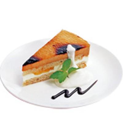 (地域限定送料無料) UCC業務用 ベルリーベ モカバナーヌ 6ピース 12コ入り<ケーキ>(冷凍) (760638000c)