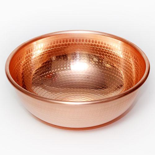 さわり 33cm 銅製 ボール さわり鍋
