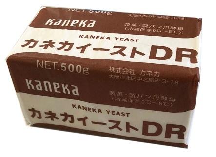 カネカ イースト DR 生イースト 500g 酵母 パン材料
