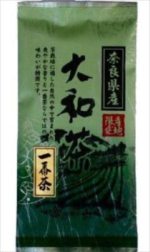 送料無料 北海道 沖縄 一部地域を除く 離島は1250円頂戴します 大和茶一番茶 奉呈 80g×20個 山城物産