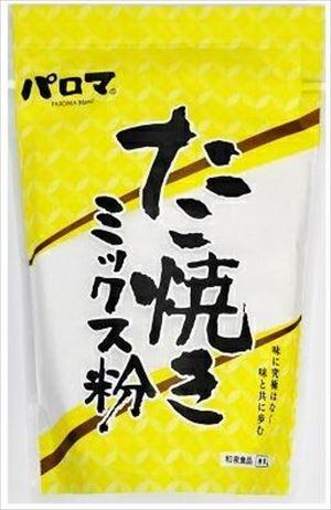 送料無料 北海道 沖縄 離島は1250円頂戴します 実物 パロマ 500g×20袋 たこ焼きミックス粉 予約販売 和泉食品