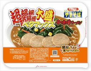 送料無料 北海道 沖縄 離島は1250円頂戴します まるか商事 品質検査済 超超超超超超大盛ペタマックス ペヤング 1008g×4個 受注生産品 辛味噌ラーメン