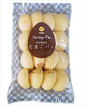送料無料 北海道、沖縄、離島は1250円頂戴します。 送料無料 ティンカーベル TINCARBELL たまごパン プレーン味 1袋16個入×12袋