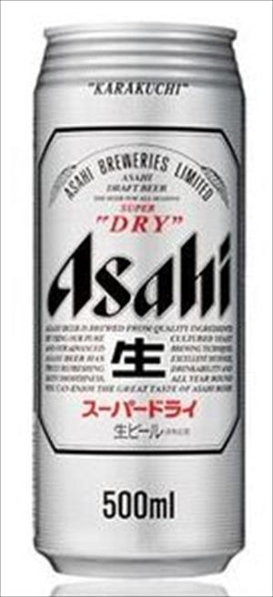 売り出し アサヒビール スーパードライ 500ml×24本 営業