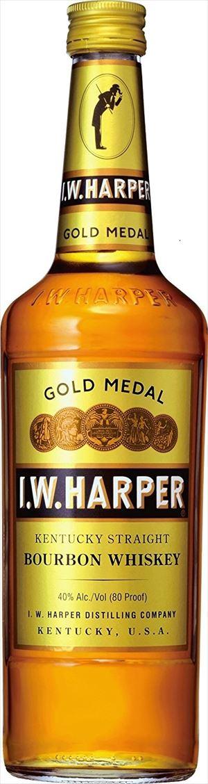 ◆在庫限り◆ キリンビール I.W. ハーパー 待望 700ml ゴールドメダル