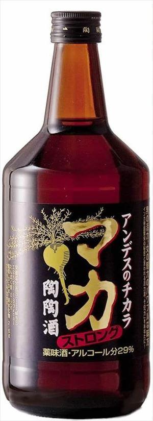 送料無料 北海道、沖縄、離島は1250円頂戴します。 送料無料 陶陶酒 マカストロング リキュール 720ml