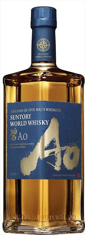 サントリー ワールドウイスキー 碧 Ao ウイスキー 日本 700ml