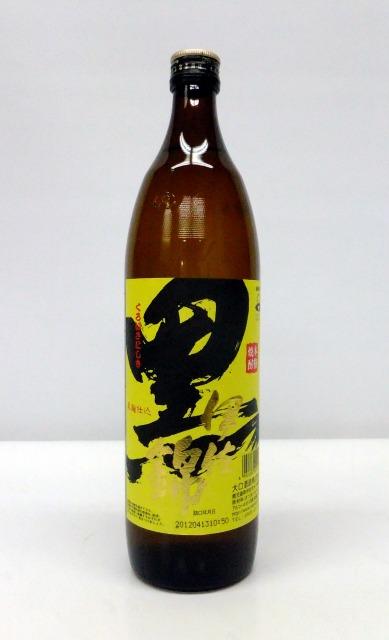黒伊佐錦 25度 900ml 大口酒造 02P03Dec16 おすすめ特集 正規逆輸入品 芋焼酎