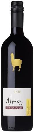 WEB限定 今月のお買い得品 サンタ ヘレナ アルパカ 公式ストア カベルネ 750ml メルロー チリワイン 02P03Dec16