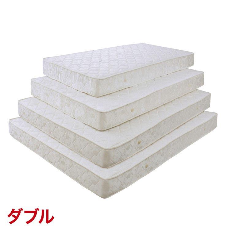 ベッド マットレス ポケットコイル 仕様のマットレス 5022 ダブル 輸入品