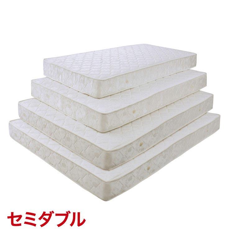 ベッド マットレス ポケットコイル 仕様のマットレス 5022 セミダブル 輸入品