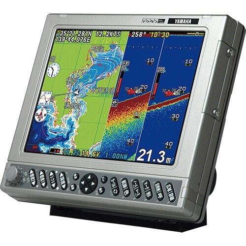 10.4型デジタルGPSプロッタ魚探 YAMAHA(ヤマハ) YFHVII-104-Fadi