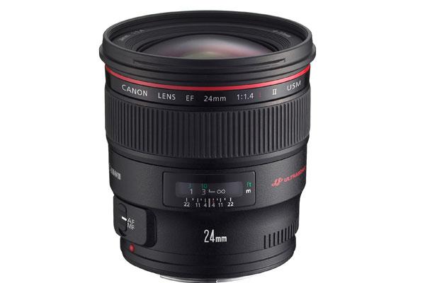 【お取り寄せ商品】Canon EF24 F1.4L II USM【新品・メーカー保証書付】【店名:アサノカメラ】