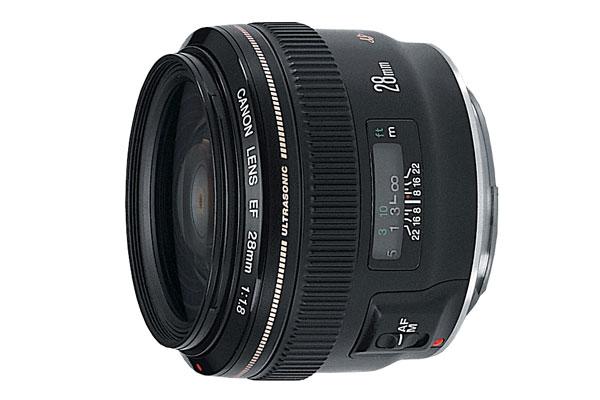 【お取り寄せ商品】Canon EF28mmF1.8 USM【新品・メーカー保証書付】【店名:アサノカメラ】