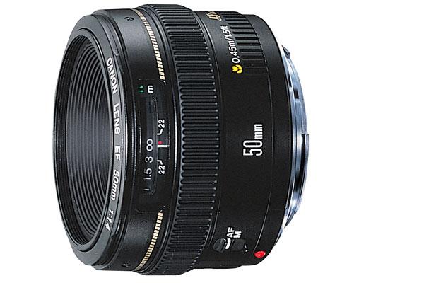 【お取り寄せ商品】Canon EF50mmF1.4 USM【新品・メーカー保証書付】【店名:アサノカメラ】