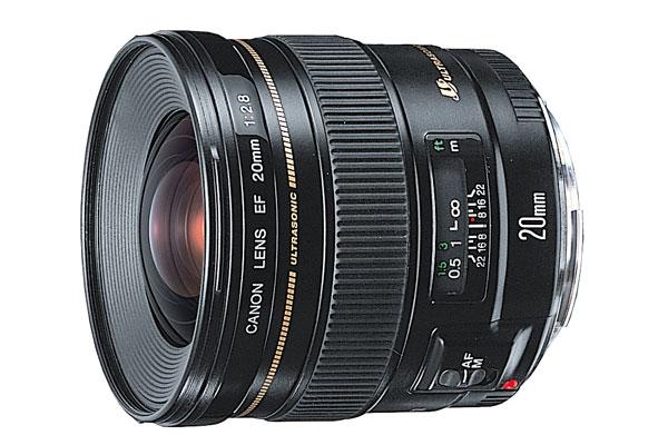 EF20mm F2.8 USM【新品・メーカー保証書付】【店名:アサノカメラ】