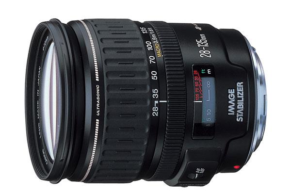 【お取り寄せ商品】EF28-135mm F3.5-5.6 IS USM 【新品・メーカー保証書付】【店名:アサノカメラ】