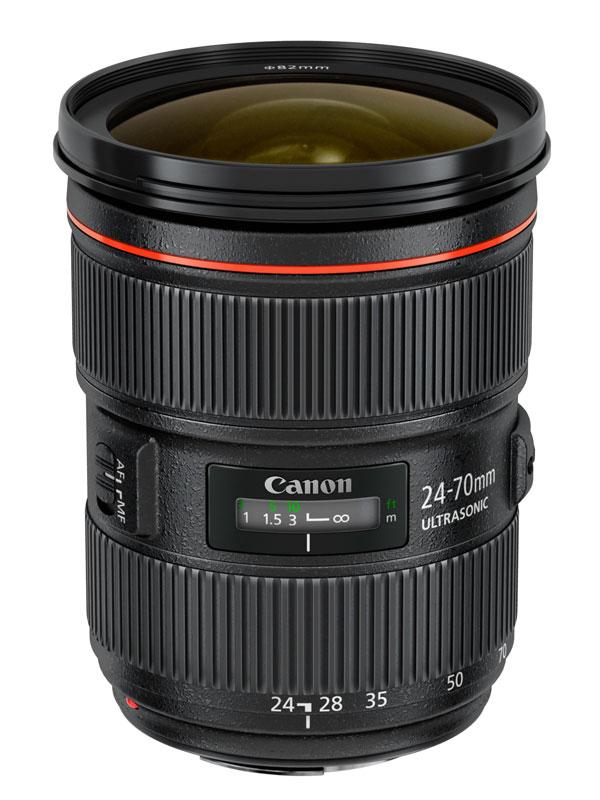 【お取り寄せ商品】【送料・代引料無料!】EF24-70mm F2.8L II USM 【店名:アサノカメラ】
