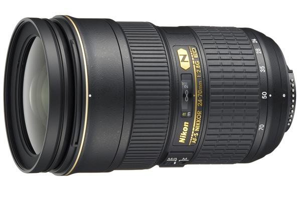 【お取り寄せ商品】Nikon AF-S NIKKOR 24-70mmF2.8 G ED【新品・メーカー保証書付】【店名:アサノカメラ】