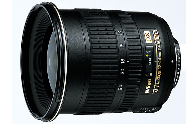 【お取り寄せ商品】Nikon AF-S DX Zoom-Nikkor ED 12-24mm F4G(IF)【新品・メーカー保証書付】【店名:アサノカメラ】