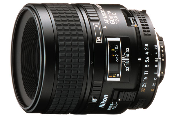 Nikon Ai AF Micro-Nikkor 60mm F2.8D【新品・メーカー保証書付】【店名:アサノカメラ】