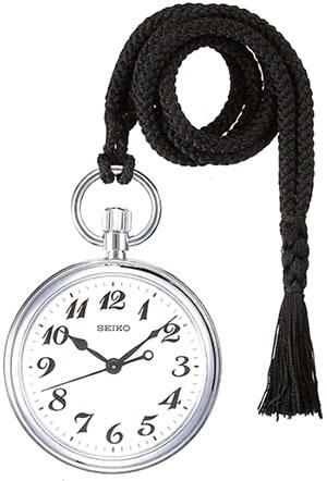 セイコー鉄道時計【裏蓋に文字彫り承ります】 (SVBR003)