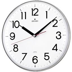 セイコー電波 掛時計 [SEIKO KX301H]
