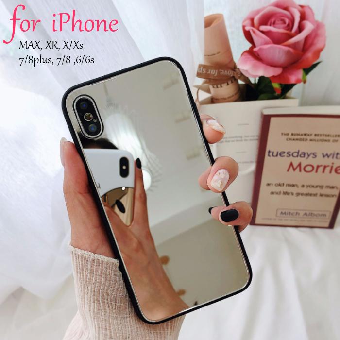 ミラーケース iPhone12 12Pro 12mini Max 11Pro 11 XS MAX XR X 8 8plus 7 期間限定特価品 7plus 6s 6 対応 iphoneケース iPhone11 早割クーポン 鏡付きケース 鏡付き Plus アイフォンケース 赤字覚悟の30%OFF 鏡 背面ミラーケース P5倍 6sミラーケース おしゃれ 歪みなし iPhone12Pro ケース 便利 ミラー スマホカバー 12