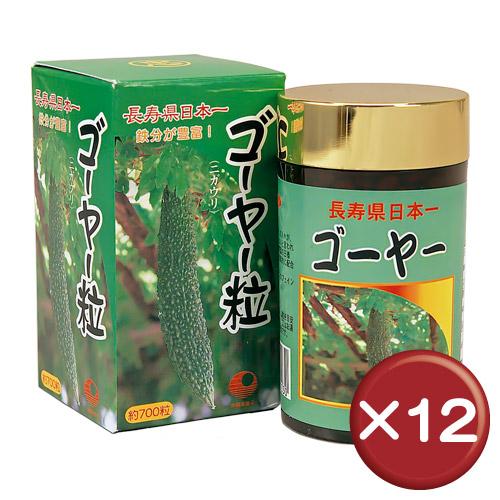 【送料無料】比嘉製茶 ゴーヤー粒 700粒 12個セット共役リノール酸・ビタミンC・食物繊維||[健康食品>サプリメント>ゴーヤ], designshop:a4aedb39 --- rods.org.uk