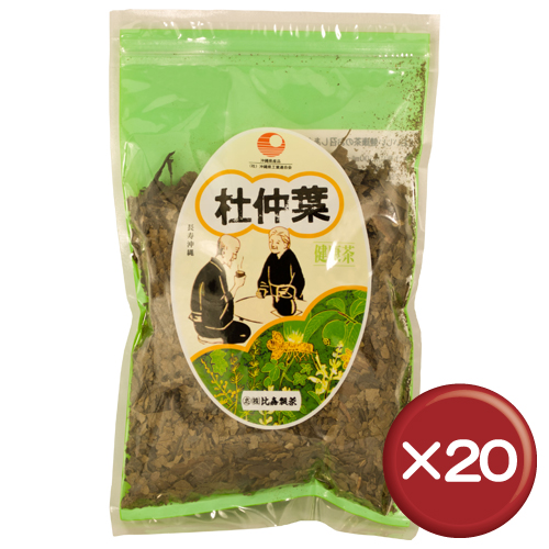 【送料無料】比嘉製茶 杜仲茶 100g 20袋セットゲニポシド酸|茶[飲み物>お茶>杜仲茶]