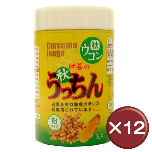【送料無料】うっちん粉 100g 12個セットクルクミン・ミネラル||[健康食品>サプリメント>ウコン]