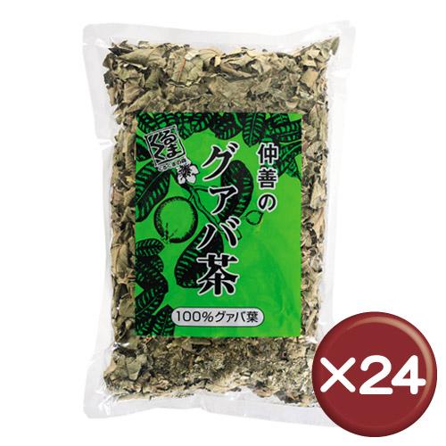 【送料無料】グァバ茶 100g 24袋セットケルセチン・ナイアシン・ビタミンB  [飲み物>お茶>グァバ茶]