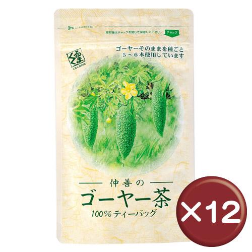 【送料無料】ゴーヤー茶ティーバッグ 1.5g×30包 12袋セットビタミンC 1.5g×30包・共役リノール酸 [飲み物>お茶>ゴーヤ茶], 模型ホビーのノースポート:33424d20 --- officewill.xsrv.jp
