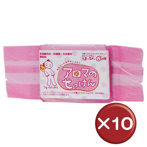芳香的肥皂甘菊10個安排|肥皂|固態的|肥皂|芳香[沖繩化妝品>美體保養>肥皂]