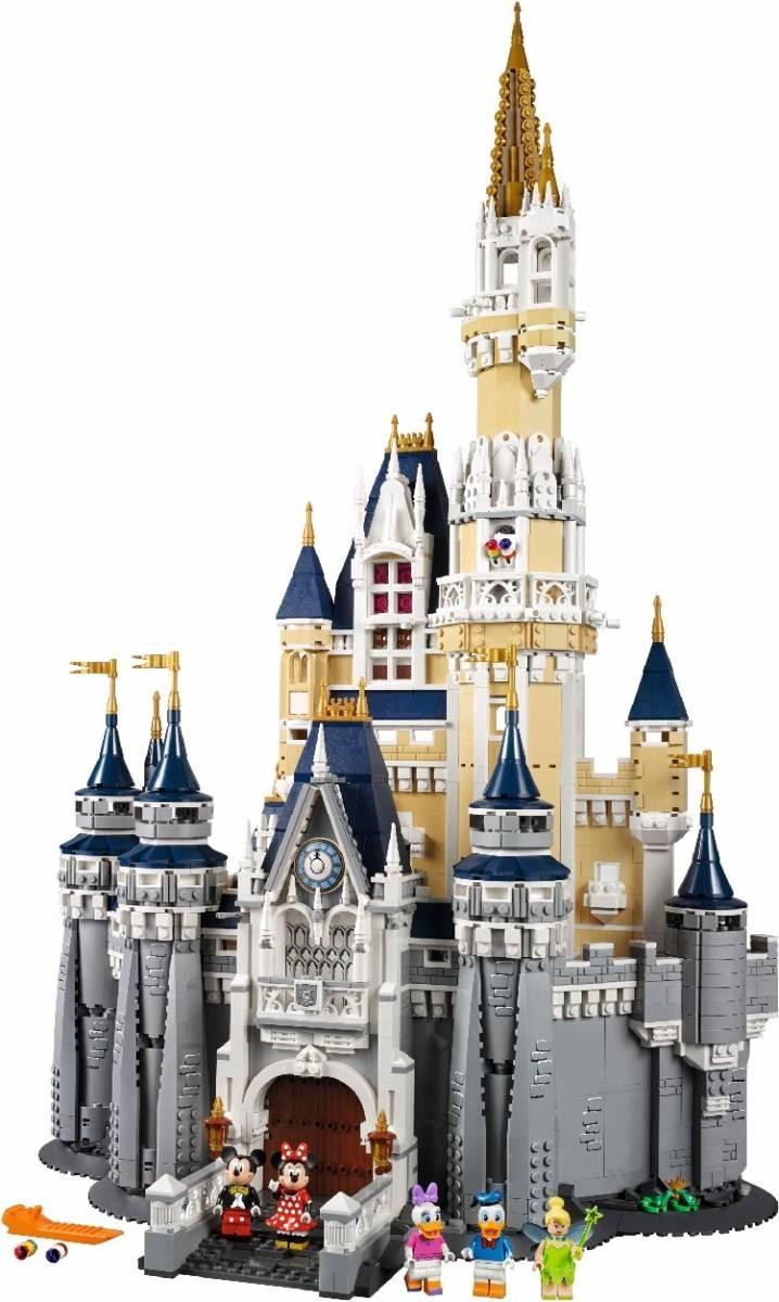 レゴブロック互換品 ディズニー シンデレラ城 フルセット 予約販売 レゴ互換品 プリンセス Disney 4080ピース LEPIN プレゼント 知育玩具 誕生日 子供 超安い