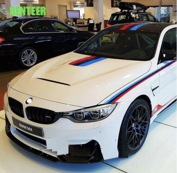 BMW カー ステッカー セット E90 E60 F30 F10 E46 M3 M4 M5 3Dステッカー パワー パフォーマンス