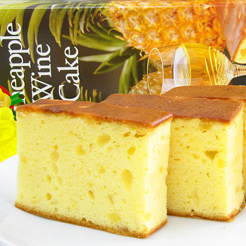 Pineapple wine cake 380 g 10 off with pineapple cake
