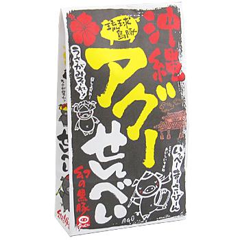 冲绳 AGU 大米饼干 100 g AGU 北大乐天市场大聚会