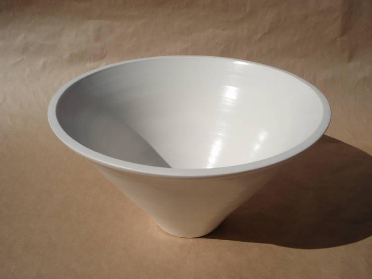 [洗面ボウル][洗面ボール][洗面鉢][手洗いボウル][手洗いボール][手洗い鉢]沖縄陶器やちむん鉢/陶器/和風/シンプル/モダン/送料無料/NO-1