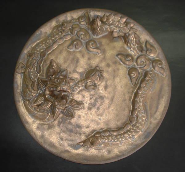 龍の置物4・風水グッズ・辰・玄関・金色・黄金・干支・Dragon dragon 日本