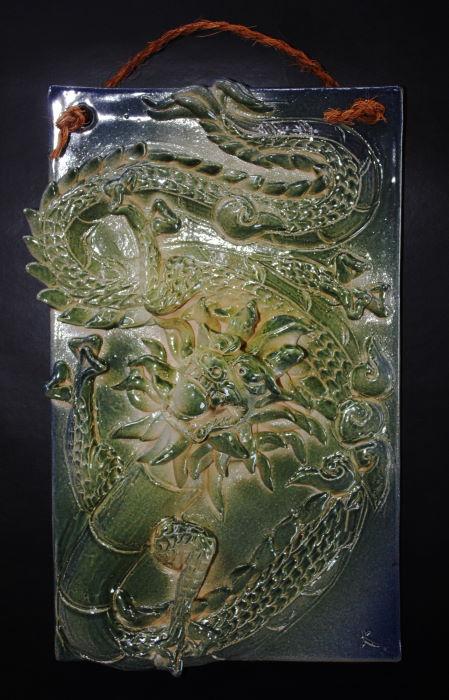 龍の置物・風水グッズ・辰・開運・玄関・干支・Dragon dragon 日本/龍2